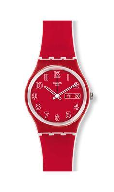 POPPY FIELD Swatch Watch