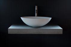 Naturstein Waschbecken, hochwertige Natursteinwaschbecken aus Marmor und Granit - Firma Spa Ambiente GmbH, Lotte