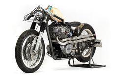 '71 Honda CB450 – Bas Rovers  |  Pipeburn.com
