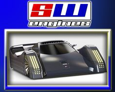 #SWEngines  Racing Car for us,