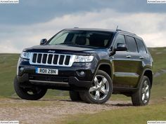 Jeep Grand Cherokee [UK] (2011)