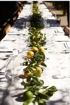 lemons decorations