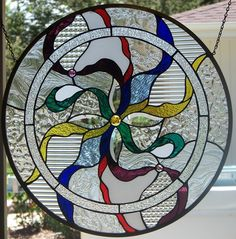 Stained Glass Windows of Canterbury, New Zealand by Fiona Ciaran (1998…