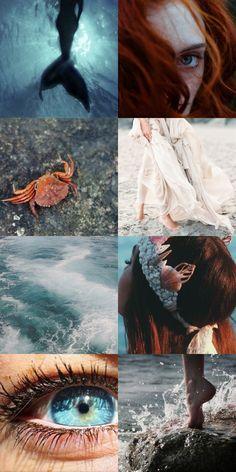 Disney princess aesthetics: Ariel || Pinterest: sassyhufflepuff