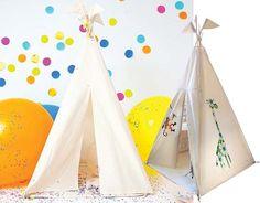 N°1 Kids teepee tent for Moozle seen on littleslist.nl