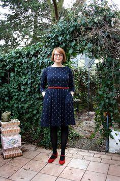 Emery Dress by Christine Haynes - intermediate