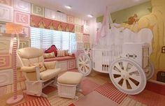 when i have kids, this will be their nursery. so i hope i have girls, or my sons will be super confused.