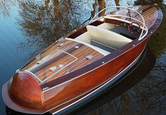 classic runabout