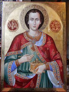 Byzantine Icons, Holy Family, Orthodox Icons, Holy Spirit, First Love, Saints, Religion, Angel, Christian