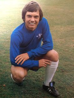 Ray Wilkins of Chelsea