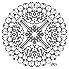 132 Intricate Mandala Coloring Pagesflower henna от KrishTheBrand