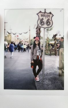 loved this outfit for Disneyland, it fit into the theme and kept me warm at the same time.