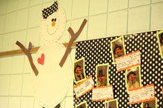 Snowman writing - Run! Miss Nelson's Got the Camera