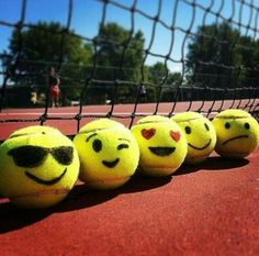 THESE ARE ADORABLE. #tennisinspiration