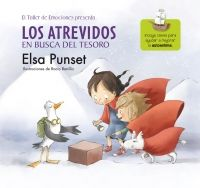 Los Atrevidos en busca del tesoro (El taller de emociones 2) - Elsa Punset / Rocio Bonilla