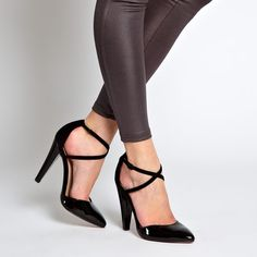 ASOS Partial Pointed High Heels Only worn once, comes in original box. ASOS Shoes Heels