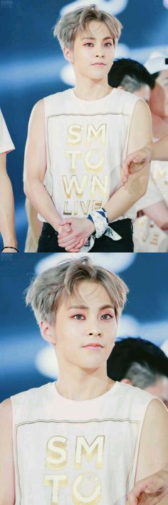 Xiumin y'all know what's coming *inhales* WAKE ME UP (WAKE ME UP INSIDE) -K