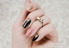 Attention Grabbing Nail Art Designs 2015 find the design that you like the most and polish your nails carefully.