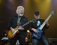 Bachman & Turner Perform At Hard Rock Live