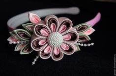 Kanzashi flowers ideas