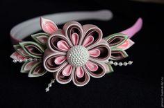 Kanzashi flowers ideas                                                                                                                                                                                 More