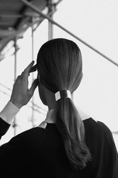 Paris-based hairstylist Sylvain Le Hen has built a better barrette. His sculptural, functional hair accessories make even the most effortless styles look polished.