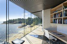 Residência Tula / Patkau Architects