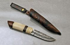 Work from 2005 | André Andersson Custom Knives - null