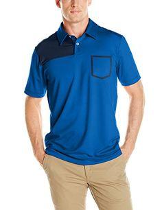 adidas Golf Men's Puremotion Tour ClimaCool Pocket Polo, Bright Royal/Rich Blue, X-Large adidas http://www.amazon.com/dp/B00HIFAR8U/ref=cm_sw_r_pi_dp_4DD9wb1H6PNZX