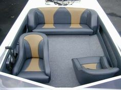 Diy Boat Upholstery Elegant 29 Best Boat Upholstery Cleaning Repair Accessories Images On – All About DIY Boat Upholstery, Automotive Upholstery, Boat Restoration, Ski Boats, Boat Seats, Build Your Own Boat, Boat Projects, Best Boats, Diy Boat