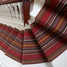 Currently Inspired By http://www.rogeroates.com/products/runners/red/chatham-narrow-turkey-red/