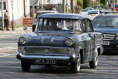London to Brighton 2013 - 1958 Vauxhall Victor