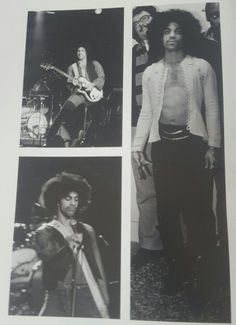 Pictures from 'Prince Stories From The Purple Underground 1958-2016' by Mobeen Azhar