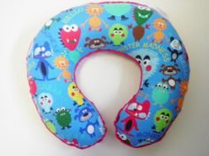 Baby Toddler Childrens Monster Madness Neck by Loubugsboutique, $8.00