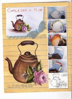 Revista pintura - Sandrinha - Álbuns da web do Picasa