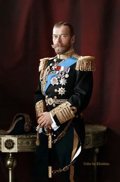 Tsar Nicholas II of Russia Jun Royal Houses, Historical figures of the world, History of Russia, Imperial Russia, The Romanovs: An Imperial Family