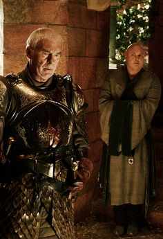 Barristan Selmy and Varys