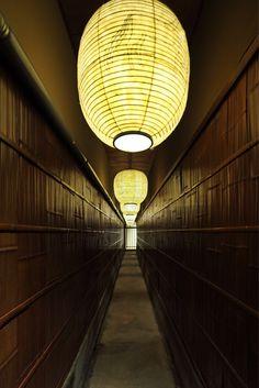 PASS THE BATON KYOTO GION | Wonderwall