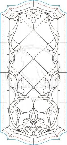 Click to close image, click and drag to move. Use arrow keys for next and previous. Stained Glass Panels, Leaded Glass, Mosaic Glass, Glass Art, Stained Glass Projects, Stained Glass Patterns, Watercolor Architecture, Doodle Drawings, Arrow Keys