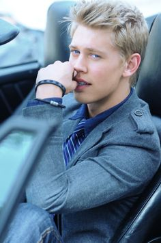 Austin Butler, also from Switched at Birth