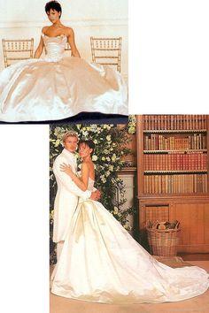 haha, ultimate 90's wedding