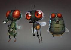 3D Characters: JOSH CAREY - Rigging 'Looney Tunes' Character Models