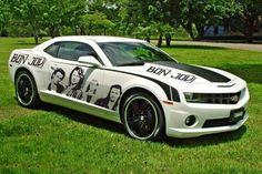 This is definitely my dream car!!!!  The Bon Jovi mobile