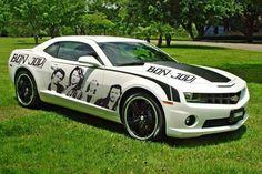 This is definitely my dream car!!!!  The Bon Jovi mobile