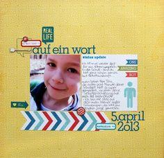 """Layout von Nina Menden für www.danipeuss.de   Echo Park """"All about a boy"""""""