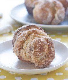 Cinnamon Sugar Popovers: Breakfast made easy