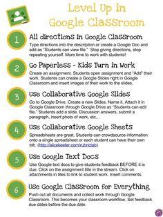 Classroom Tips by Alice Keeler Teacher Hacks, Up Teacher, Teacher Tools, Teacher Resources, Classroom Resources, Classroom Ideas, Teaching Technology, Educational Technology, Technology Humor