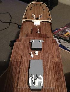Forums / POB Build Logs / RMS Titanic 1:250 Hachette - Model Ship Builder Rms Titanic, Model Ships, Logs, Building, Ships, Concept Ships, Buildings, Construction, Magazines