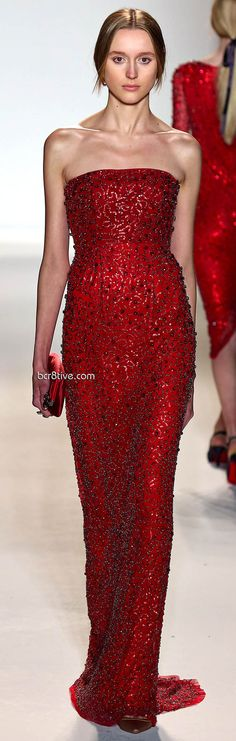 Jenny Packham Fall Winter 2013 Ready to Wear Collection at New York Fashion Week