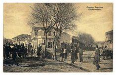Eskişehir İnönü cadddesinde (Hoşnudiye) eski Ermeni mahallesi Tarih